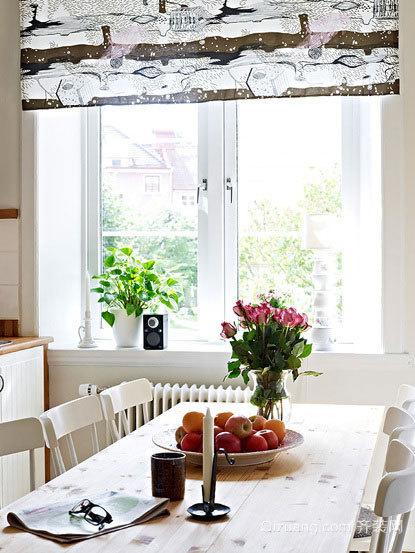 50平米专为都市白领打造的北欧风格高雅公寓装修