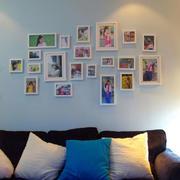 精致型照片墙图片