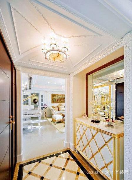 90平米客厅新时代下的经典现代简约鞋柜装修效果图大全