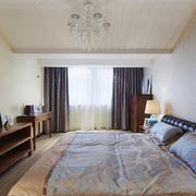 三室两厅卧室飘窗装修