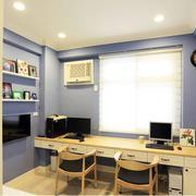 三室一厅电脑桌装修