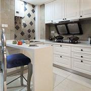 厨房吧台装修图片