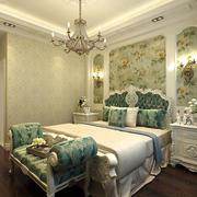 别墅卧室装修图片