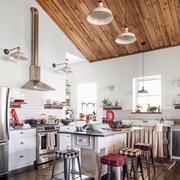 厨房吊顶装修图片