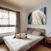 家居卧室效果图片