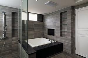 简约的日式风格的别墅设计装修效果图欣赏