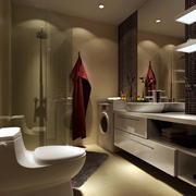 洗手间柜子设计欣赏