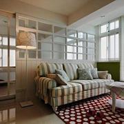 两室一厅地毯装修