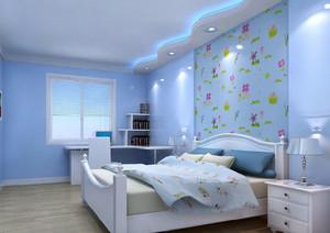 地中海卧室设计图片