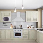 浅色调厨房装修设计
