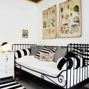 舒适儿童房床装修