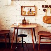 暖色调咖啡店设计