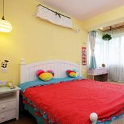 两室两厅卧室装修图片