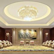 简约风格酒店大厅设计