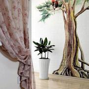 两室一厅装饰画装修