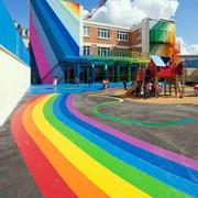 创意型幼儿园墙体画