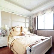 宜家风格小卧室效果图