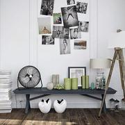 公寓照片墙设计图片