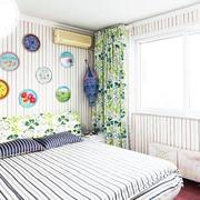 有情趣的卧室壁纸装修