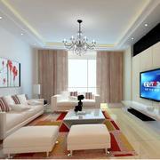宜家风格地板砖设计图片
