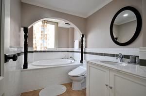 100平米中式环保纯净空间公寓装修效果图