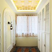 两室一厅走廊装修