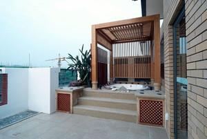 200平米东南亚浓郁民族气息表现自然之美的房屋装修图