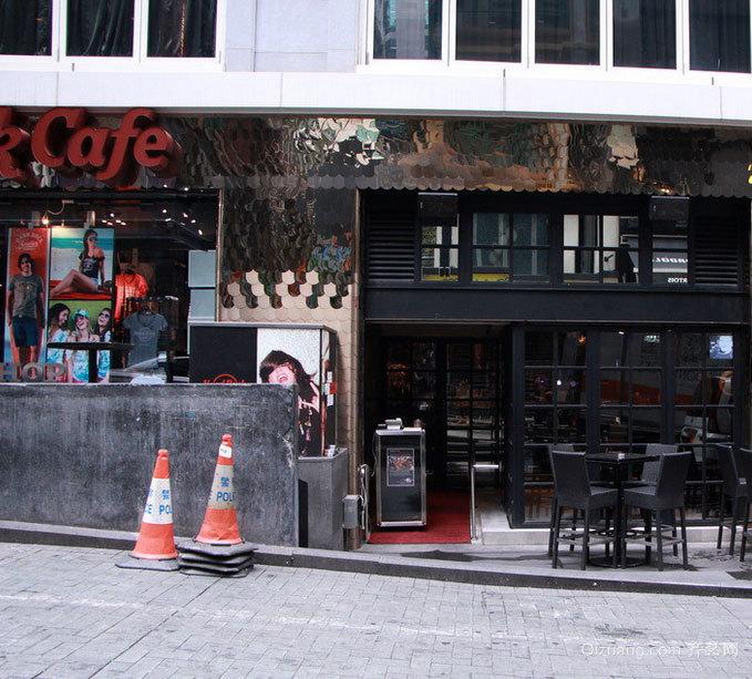 文青钟爱的小角落:温情北欧咖啡店装修图