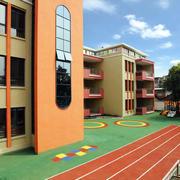 幼儿园塑胶跑道设计