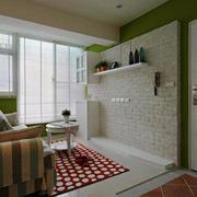 两室一厅客厅装修图片