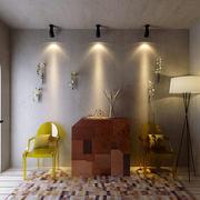 暖色调两层别墅设计