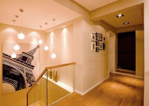 180平米深思熟虑新颖极具简约色彩的复式楼装修
