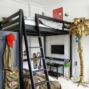 房屋双人床装修欣赏