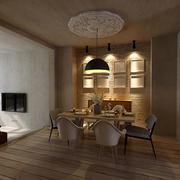 两层别墅餐厅设计