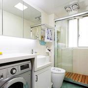 两室两厅卫生间装修