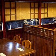 传统风格饭店设计图片