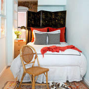 清纯风格小卧室效果图