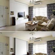 三室一厅飘窗装修图片
