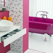 小卫生间浴缸装修