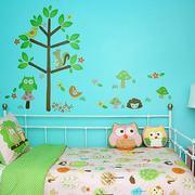 清爽型儿童房床装修