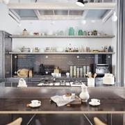 后现代单身公寓设计