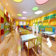 童话色彩幼儿园设计