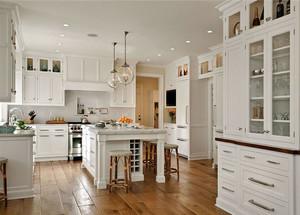 设计精致 唯美大气的90平米开放式厨房装修效果图鉴赏