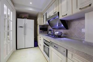 复式楼厨房设计图片