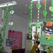 自然风格幼儿园吊饰