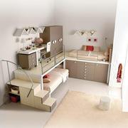 唯美风格小卧室效果图