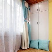 时尚风格两室两厅装修