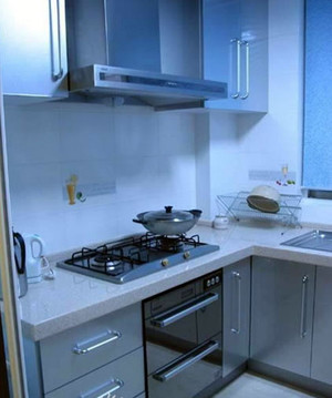 宜家风格小厨房装修