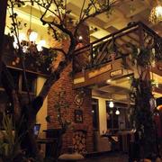 温馨系列咖啡店设计