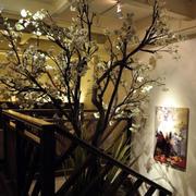 浪漫风格咖啡店设计